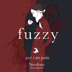 fuzzy - ace can pain/Needone