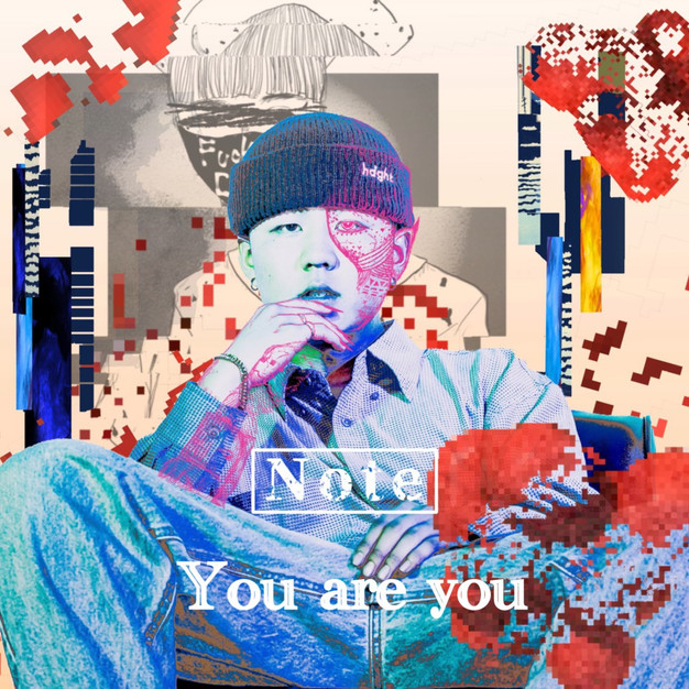 Note - You are you
