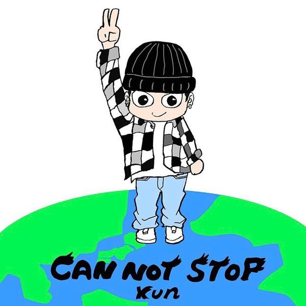 xun - CAN NOT STOP