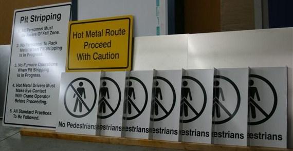 Wayfinding Signs