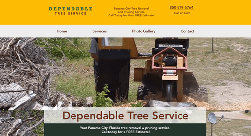 Dependable Tree Service