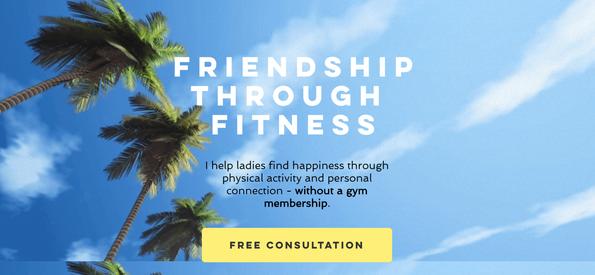 Friendship Through Fitness