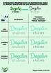 Propuesta no definitiva de un nuevo logotipo de los Diegatus Studios