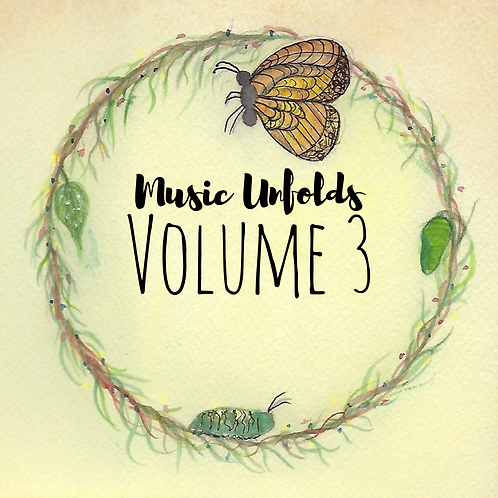 Music Unfolds Volume 3 - Digital Only