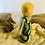Thumbnail: Blonde Short-Haired Needlefelted Doll