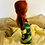 Thumbnail: Red-Haired Needlefelted Doll