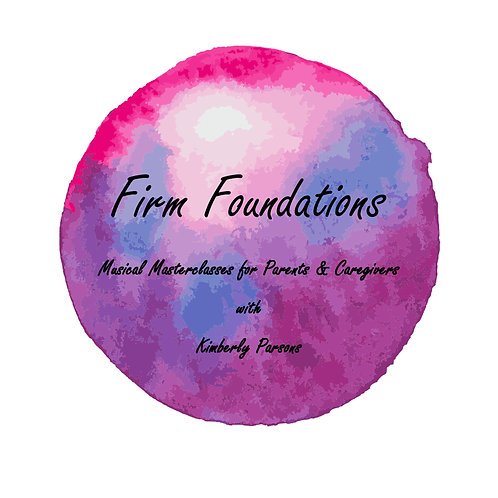 Firm Foundations Masterclasses