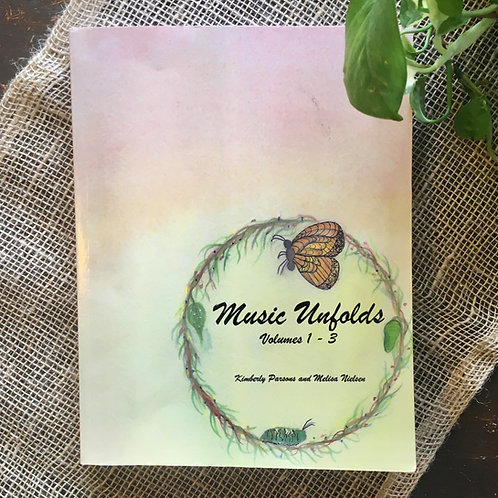 Music Unfolds Complete - Print