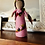Thumbnail: Braided Pink Needlefelted Doll