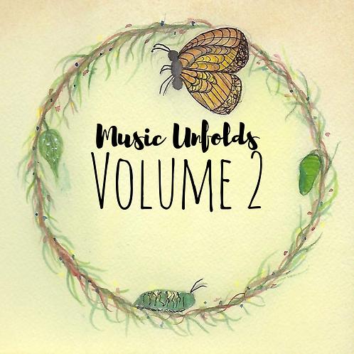 Music Unfolds Volume 2 - Digital Only