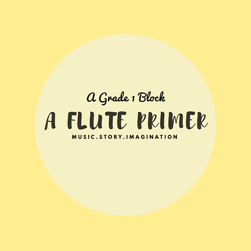 A Flute Primer