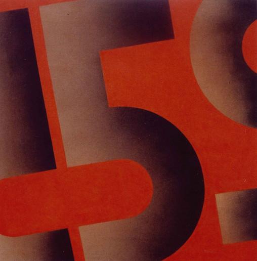 Esfumado nº5. acrílica s.tela-100x100cm.