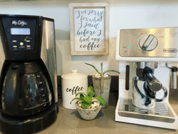 Want to hear a joke? Decaf. ☕️😉 #wewaterwednesday #dadjokes #coffee #coffeejokes #plants #plantsofinstagram #plantsmakepeoplehappy #plantsplantsplants #plantstagram #plantsofinstagram