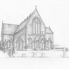 St Benedicts Catholic Church, Newtown