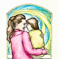 Mary & Child Hongi