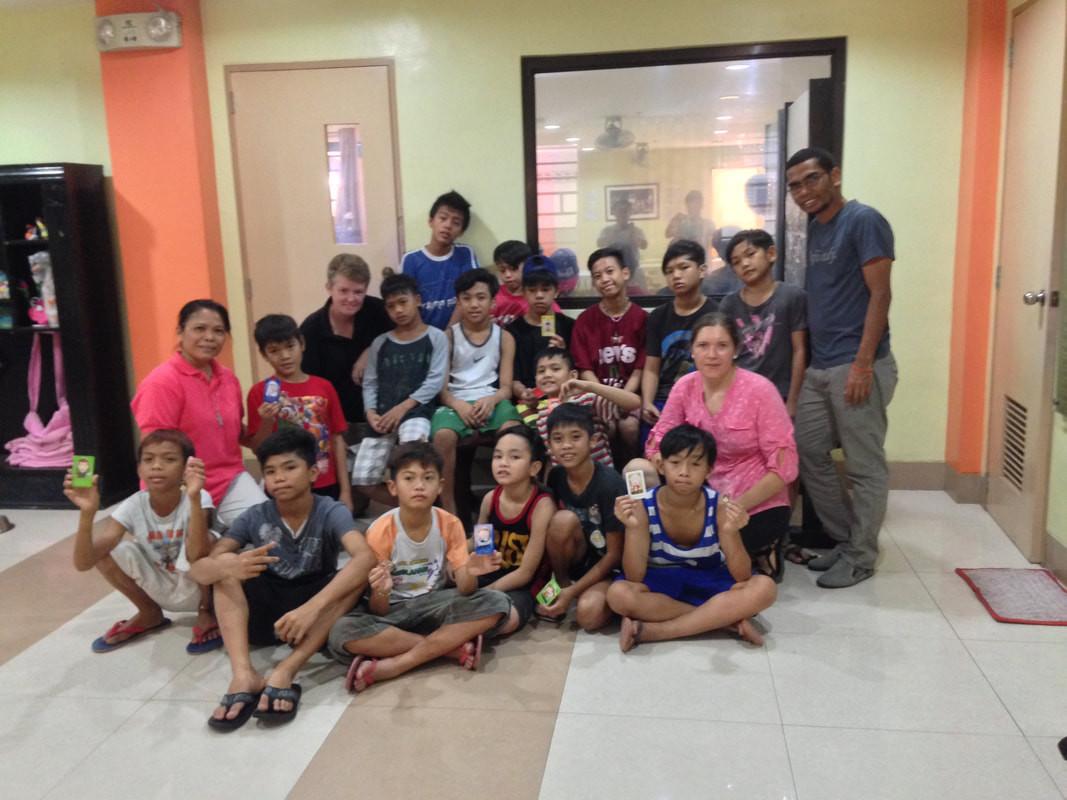 Kuya Orphanage - Manila, Philippines