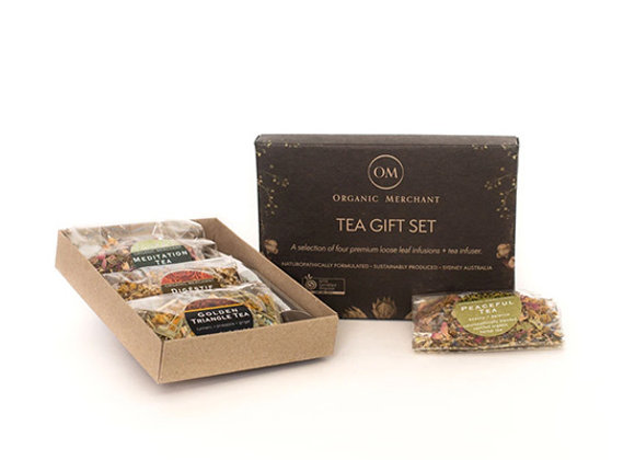 SERENITY TEA GIFT BOX