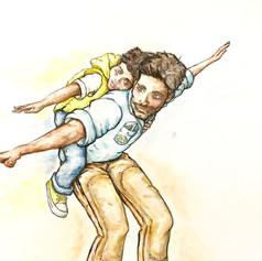 Joseph the Worker - In Flight