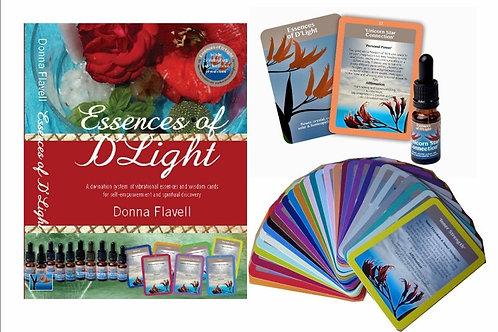 Essences of D'Light Book