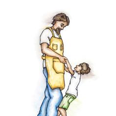 Jesus and Joseph Sway