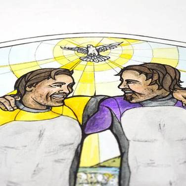 Baptism - Jesus & John