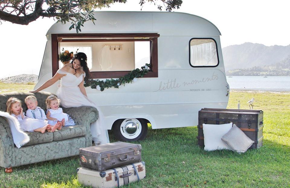 Little Moments Caravan Bar
