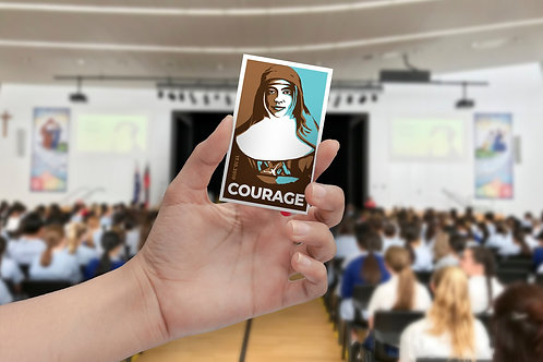 Courage - Saint Mary MacKillop - 10th Anniversary
