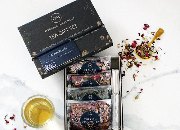 WANDERLUST TEA GIFT BOX