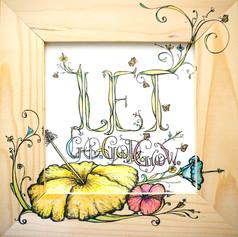 Let God - LetGo - Let Grow