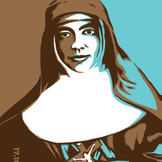 Courage - Mary MacKillop - Wallpaper
