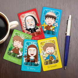 Saint Cards