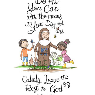 Mary MacKillop - Do All You Can...