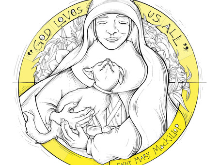 God Loves Us All - Happy Feast Day