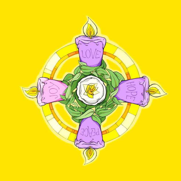 Advent 5 - Yellow