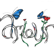 Butterfly Love - Amour - French