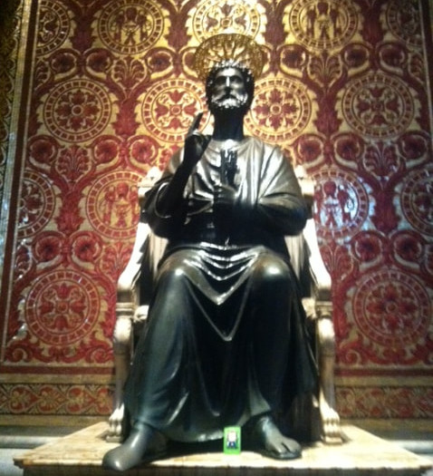 St Peters Basilica - Vatican City
