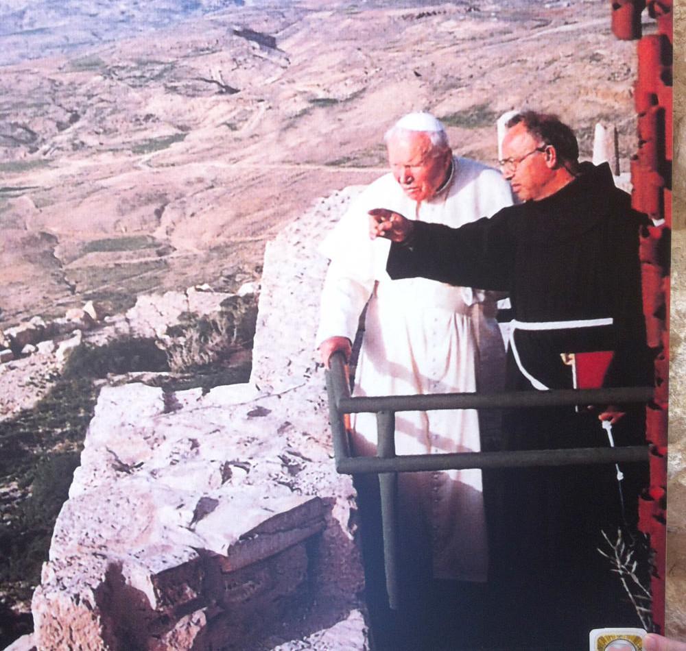 Mt Nebo, the Holy Land