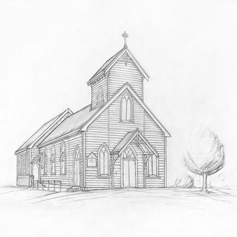 Church Sketches