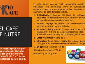 BENEFICIOS DEL CAFÉ 5 DE 5
