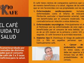 BENEFICIOS DEL CAFÉ 4 DE 5