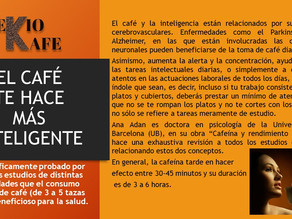 BENEFICIOS DEL CAFÉ 1 DE 5