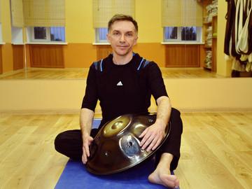 1,5 часа Йога-релакса каждое воскресенье с Сашей Тысевичем.