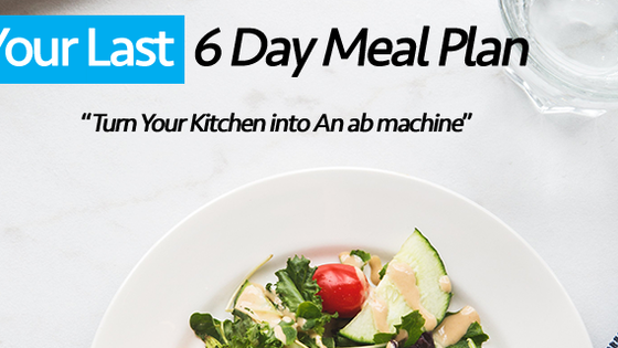 Free Meal Plan - Weight loss & Muscle Mass