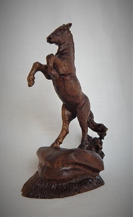 """Bucking Horse"""
