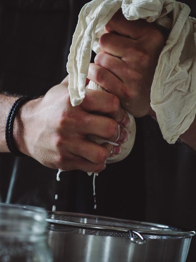 Mandelmilch für SI Sport