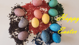 Benino Shake & Colour Egg Colouring Kit Video