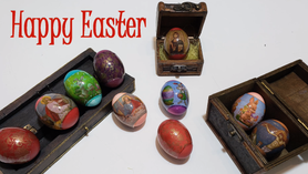 Benino Easter Thermo Foils Video