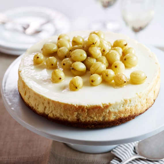 Benino Gooseberry Cheesecake