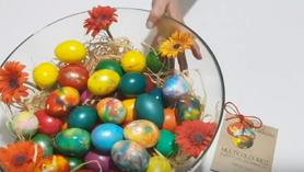 Benino Multicoloured Egg Colouring Kit Video