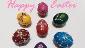 Benino Diamonds & Pearls Egg Colouring Kit Video